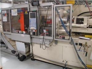 INJECTION MOLDER - HORIZONTAL | Plastic Machinery | Used