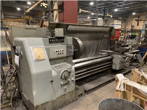 "25"" x 120"" American Pacemaker Engine Lathe"