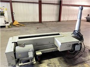 under the trim press granulator (1).JPG