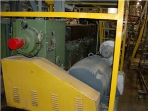 "63"" Breyer Sheet Line, 3.5"" Extruder, 32/1, 150 hp"