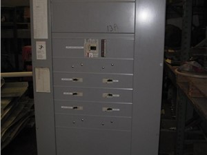 400 Amp Switch Gear