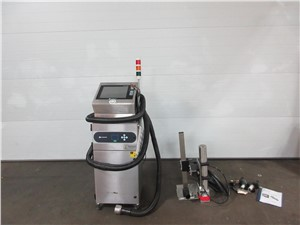 Domino DPX 500 Digital Laser Coder With S100 Laser, 2007 Vintage