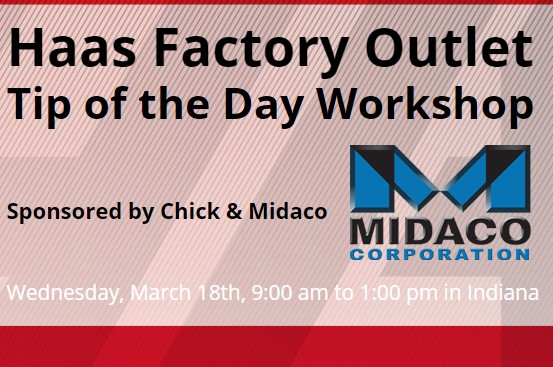 Midaco and Haas HFO Indiana Workshop