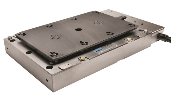 Midaco Receiver for Automatic Pallet Changer
