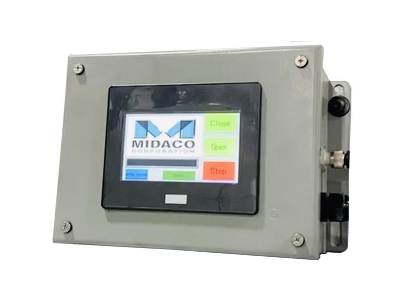 Midaco AutuDoor Opener Servo Control Touchscreen