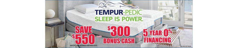 TEMPUR-Pedic Event