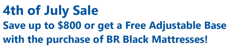 Beautyrest Black Event