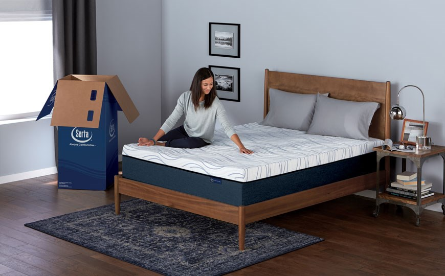 Serta Mattress In A Box Mattresses