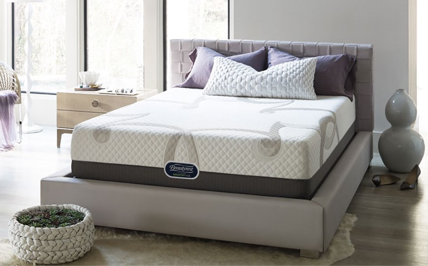 Beautyrest Memory Foam Plus Mattresses The Mattress Factory