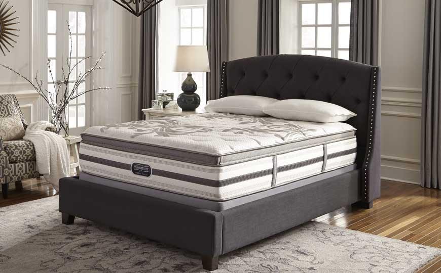 Firm Mattress On Platform Bed
