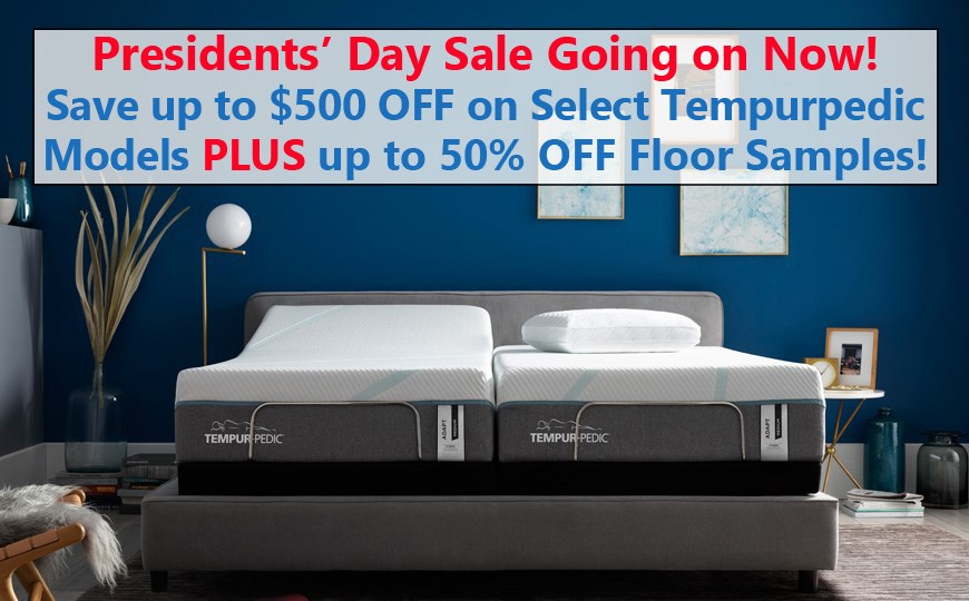 TEMPUR-Adapt Mattresses
