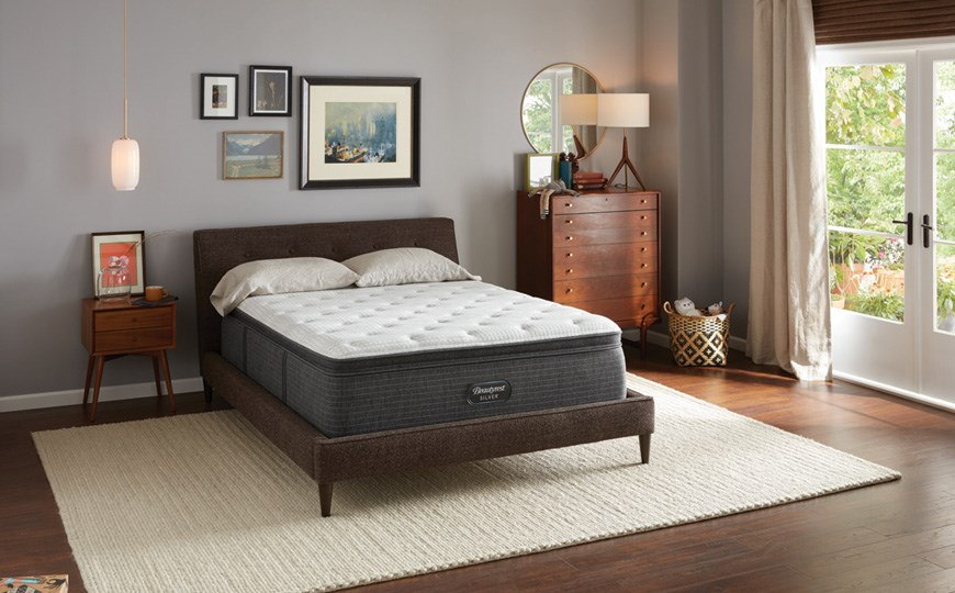 Beautyrest Silver Mattresses