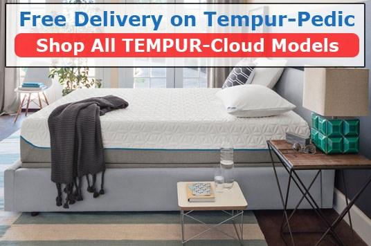 TEMPUR-Pedic Cloud Collection