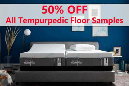 TempurPedic Mattresses   Sale on Now