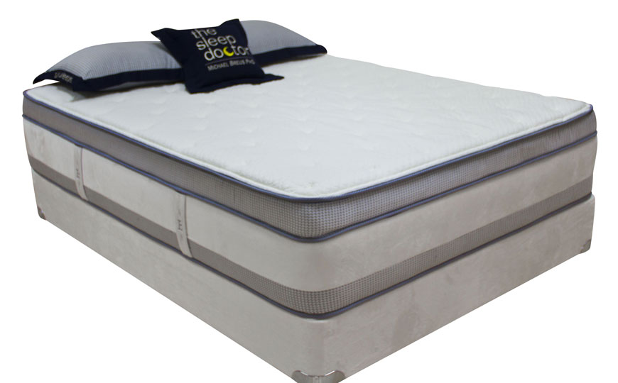 The Dr. Breus Bed® Mattresses