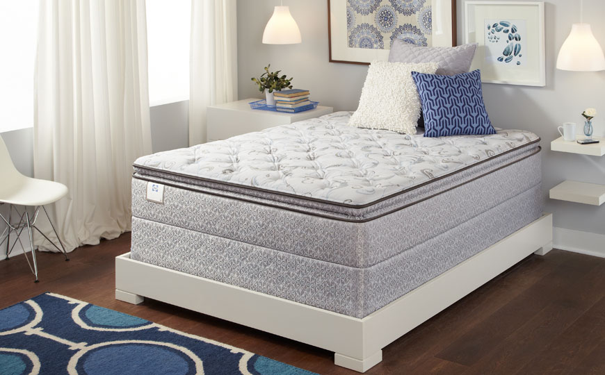 Sealy posturepedic gel series mattresses the mattress for Which mattress company is the best