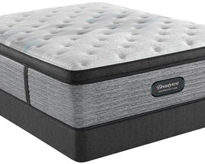 Beautyrest Harmony Lux Carbon Plush Pillow Top Mattress - EXTRA 10% OFF!