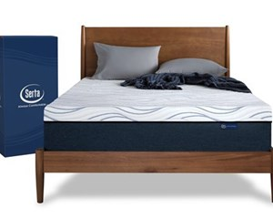 Serta Perfect Sleeper Express 10 Inch Firm Mattress-in-a-box