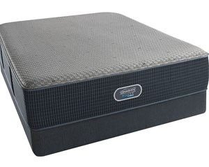 Beautyrest Silver Hybrid Port Dover Luxury Firm Mattress