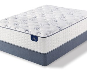 CLOSE OUT - STOCK CLEARANCE!  Serta Perfect Sleeper Coralview Plush