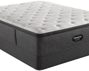 Beautyrest Silver Brs C Bold Medium Pillow Top Mattress