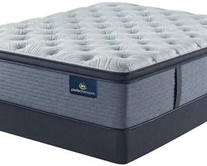 Serta Perfect Sleeper Duke Springs Plush Pillow Top Mattress