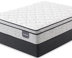 Serta Sleep Retreat Pearl Beach Euro Pillow Top