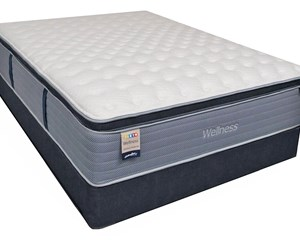 Wellness Orchid Hybrid Plush Pillow Top Mattress