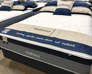 Wellness Retreat Hybrid Luxury Firm Pillow Top Mattress
