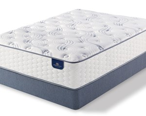 CLOSE OUT - STOCK CLEARANCE!  Serta Perfect Sleeper Kirkville Plush Firm Mattress