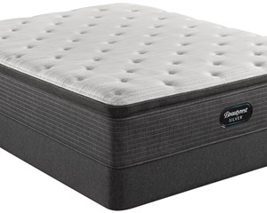 Beautyrest Silver BRS Bold Medium Pillow Top Mattress