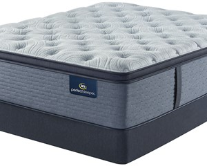 Serta Perfect Sleeper Duke Springs Firm Pillow Top Mattress