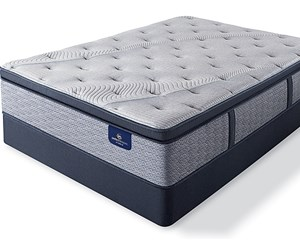 Serta Perfect Sleeper HYBRID Delevan II Plush Pillow Top Mattress