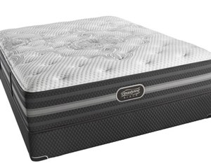 Beautyrest Black Desiree Plush Mattress