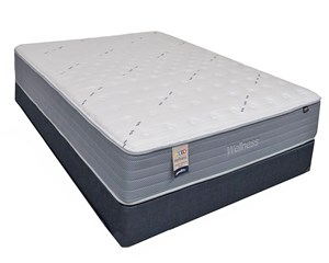 Wellness Vitality Hybrid Plush Mattress