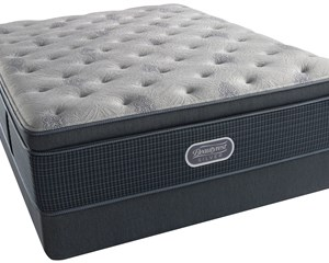 Beautyrest Silver Bay Point Plush Pillowtop Mattress