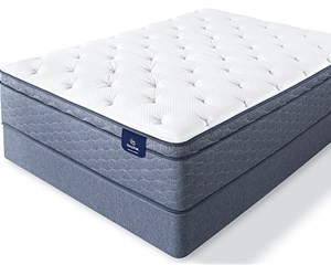 Serta SleepTrue Fallcrest Pillow Top Mattress