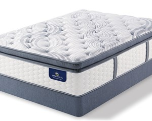 CLOSE OUT - STOCK CLEARANCE!  Serta Perfect Sleeper Sedgewick Luxury Firm Pillow Top