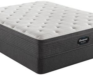 Beautyrest Silver BRS Bold Medium Euro Top Mattress