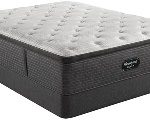 Beautyrest Silver BRS (C) Bold Plush Pillow Top Mattress