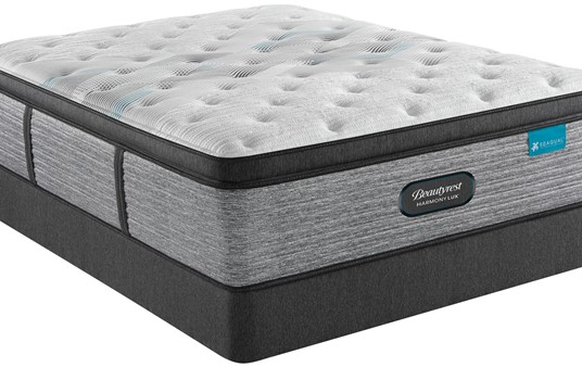Beautyrest Harmony Lux Carbon Plush Pillow Top Mattress