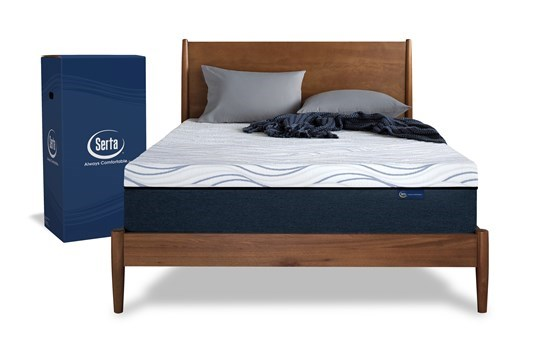 Serta Perfect Sleeper Express 12 Quot Plush Mattress In A Box