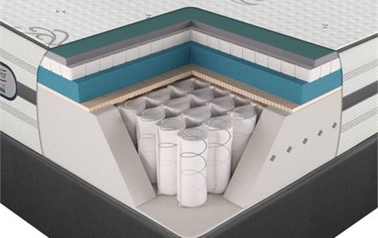 Beautyrest Platinum Hybrid Bryson Plush Mattress