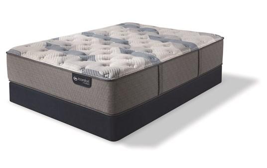 Serta iComfort Hybrid Blue Fusion 200 Plush Mattress