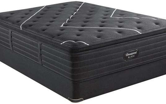 Beautyrest Black C-Class Plush Pillow Top Mattress