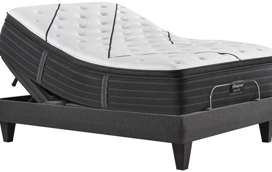 Beautyrest Black L-Class Plush Pillow Top Mattress