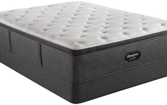 Beautyrest Silver BRS (C) Bold Medium Pillow Top Mattress