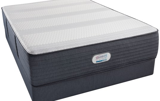 Beautyrest Platinum Hybrid Jensen Terrace Luxury Firm Mattress