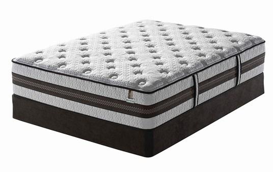 Serta Iseries 174 Profiles Honoree Cushion Firm Mattress