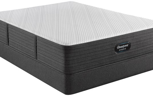 Beautyrest Hybrid BRX1000-C Plush Mattress - EXTRA 10% OFF!